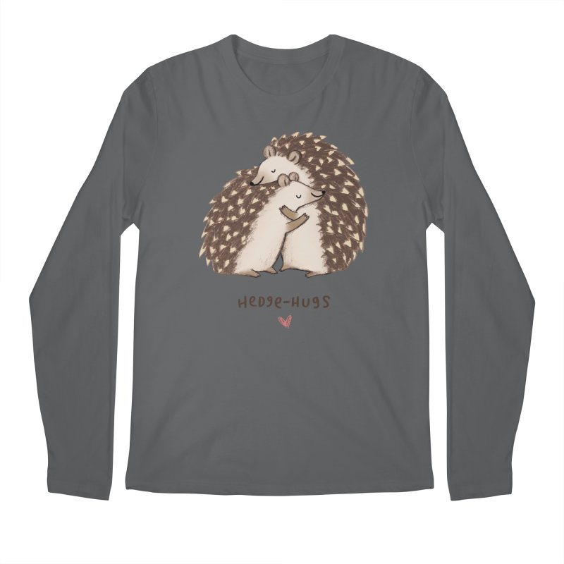 Hedgehugs Men's Longsleeve T-Shirt by Sophie Corrigan Shop