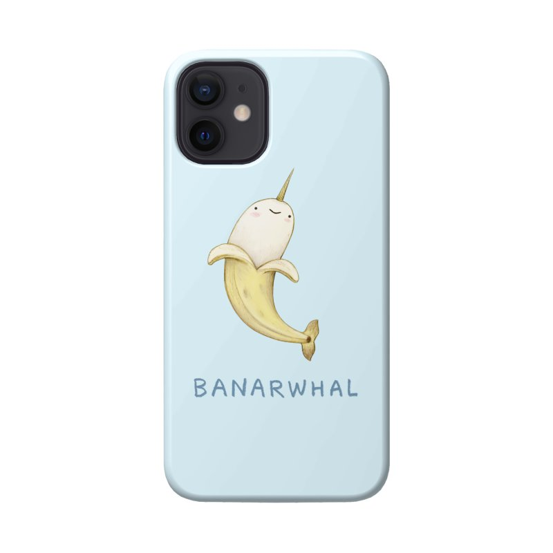 Banarwhal Accessories Phone Case by Sophie Corrigan Shop