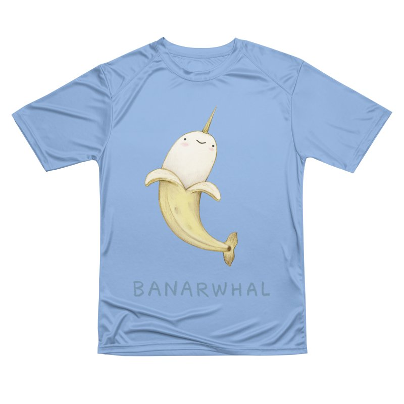 Banarwhal Women's T-Shirt by Sophie Corrigan Shop