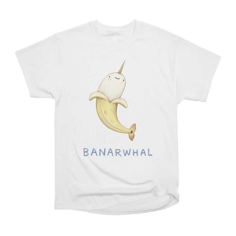 Banarwhal Women's T-Shirt by Sophie Corrigan Shop