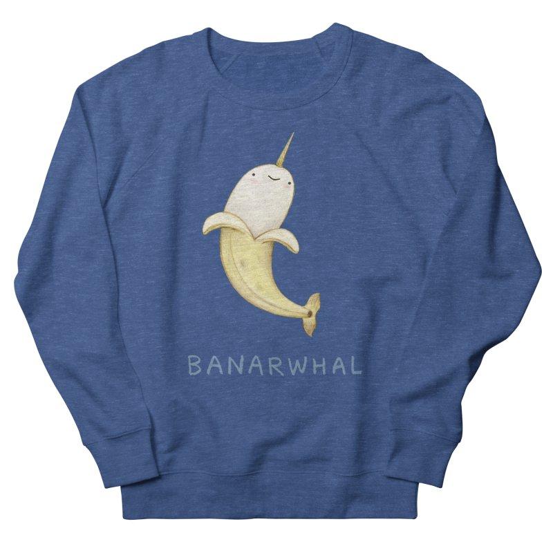 Banarwhal Men's Sweatshirt by Sophie Corrigan Shop