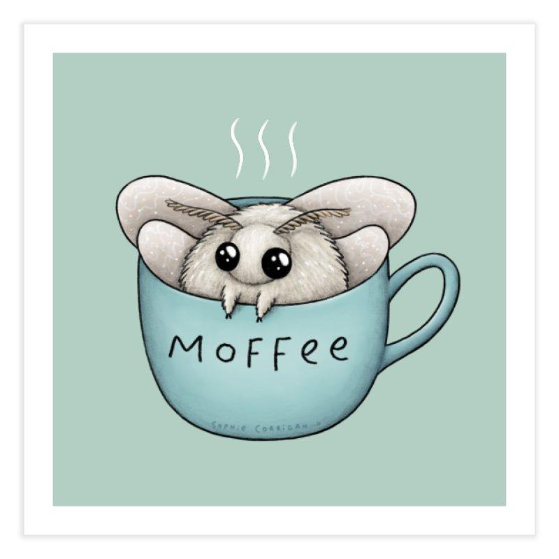 Moffee Home Fine Art Print by Sophie Corrigan Shop