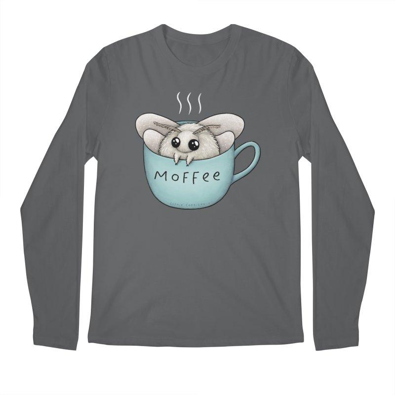 Moffee Men's Longsleeve T-Shirt by Sophie Corrigan Shop
