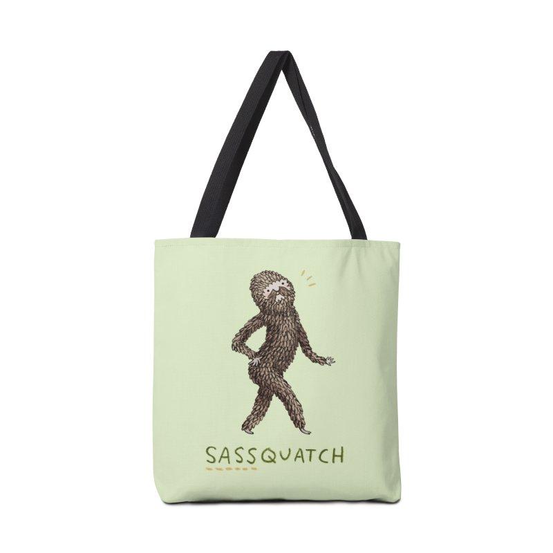 Sassquatch Accessories Bag by Sophie Corrigan Shop