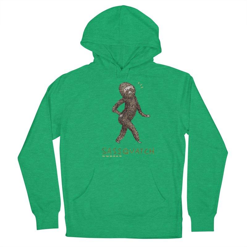 Sassquatch Men's Pullover Hoody by Sophie Corrigan Shop