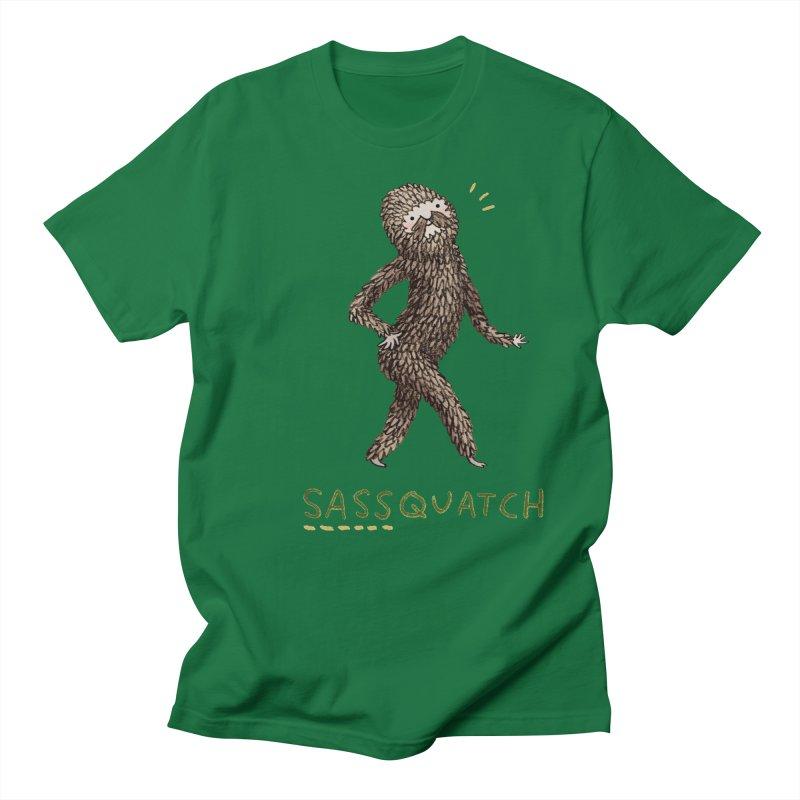 Sassquatch Men's T-Shirt by Sophie Corrigan Shop
