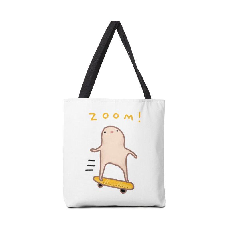 Honest Blob - Zoom! Accessories Bag by Sophie Corrigan Shop