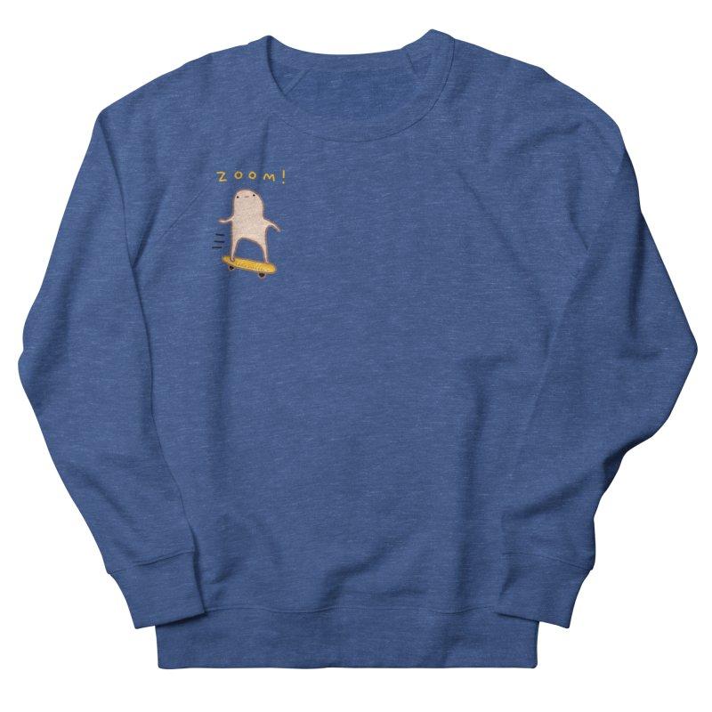 Honest Blob - Zoom! Men's Sweatshirt by Sophie Corrigan Shop