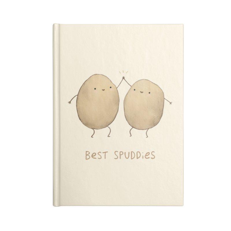Best Spuddies Accessories Notebook by Sophie Corrigan Shop