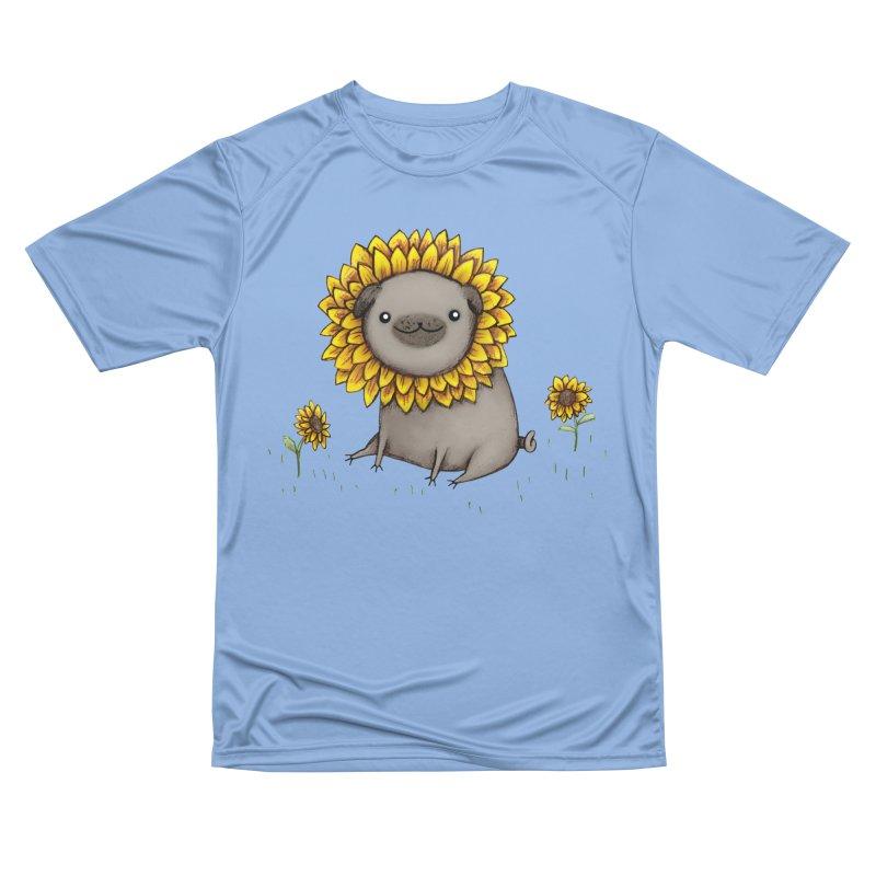 Pugflower Women's T-Shirt by Sophie Corrigan Shop