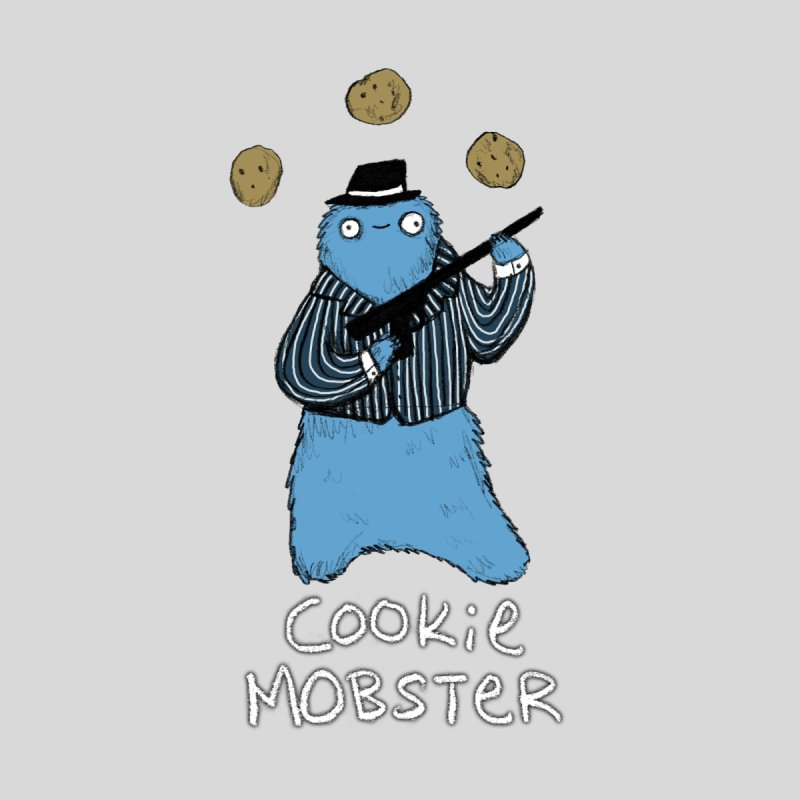 Cookie Mobster None  by Sophie Corrigan's Artist Shop