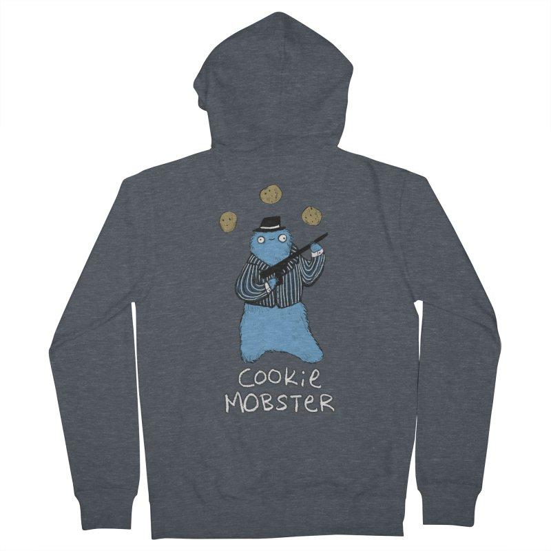 Cookie Mobster Women's Zip-Up Hoody by Sophie Corrigan's Artist Shop