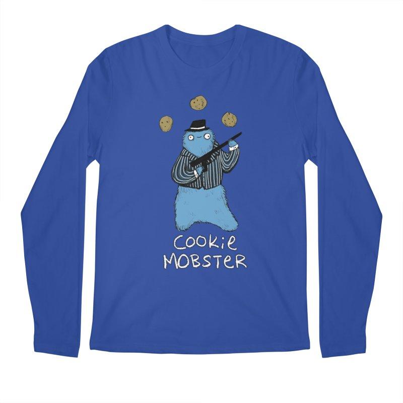 Cookie Mobster Men's Longsleeve T-Shirt by Sophie Corrigan's Artist Shop