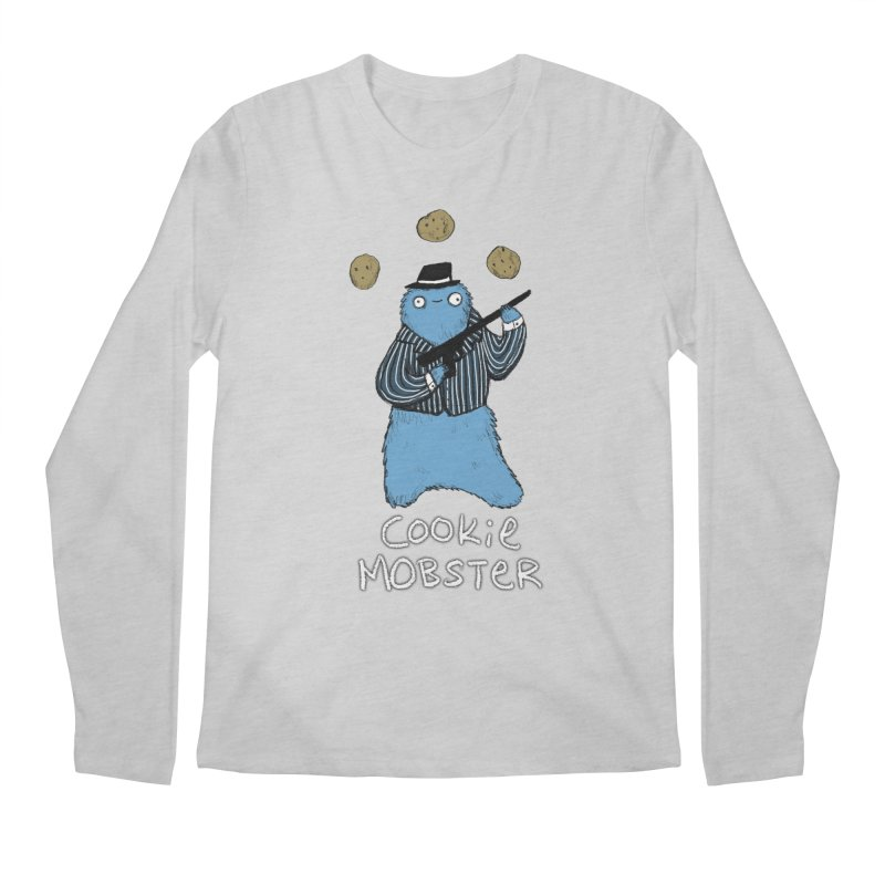 Cookie Mobster Men's Longsleeve T-Shirt by Sophie Corrigan's Artist Shop