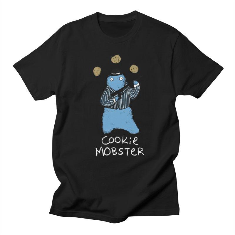 Cookie Mobster Men's T-Shirt by Sophie Corrigan's Artist Shop