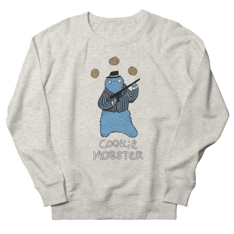 Cookie Mobster Men's Sweatshirt by Sophie Corrigan's Artist Shop