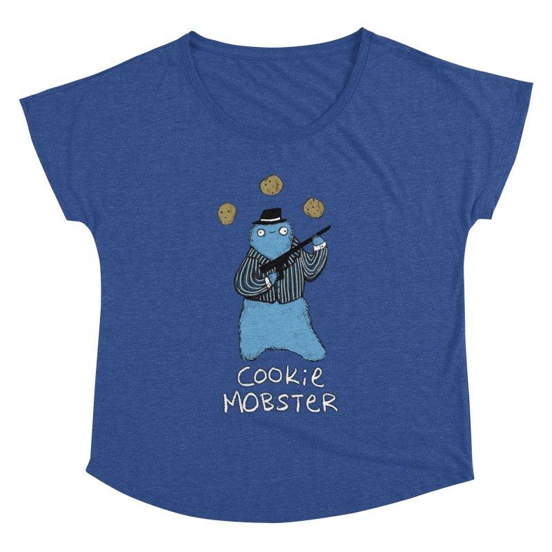 Cookie Mobster Women's Dolman by Sophie Corrigan's Artist Shop