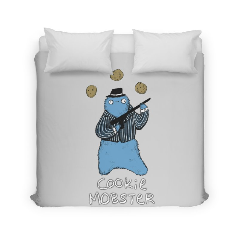 Cookie Mobster Home Duvet by Sophie Corrigan's Artist Shop