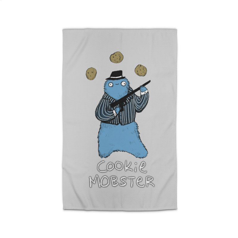 Cookie Mobster Home Rug by Sophie Corrigan's Artist Shop