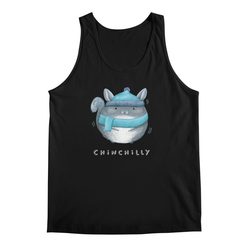 Chinchilly Men's Regular Tank by Sophie Corrigan's Artist Shop