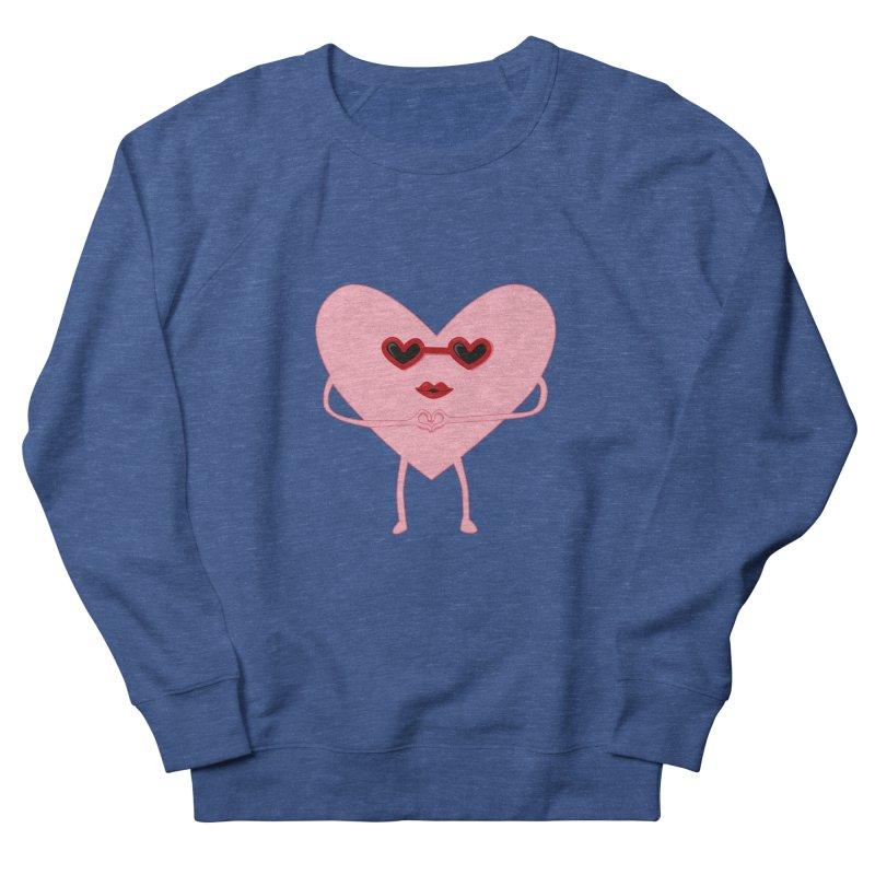 I Heart You Women's Sweatshirt by katie creates