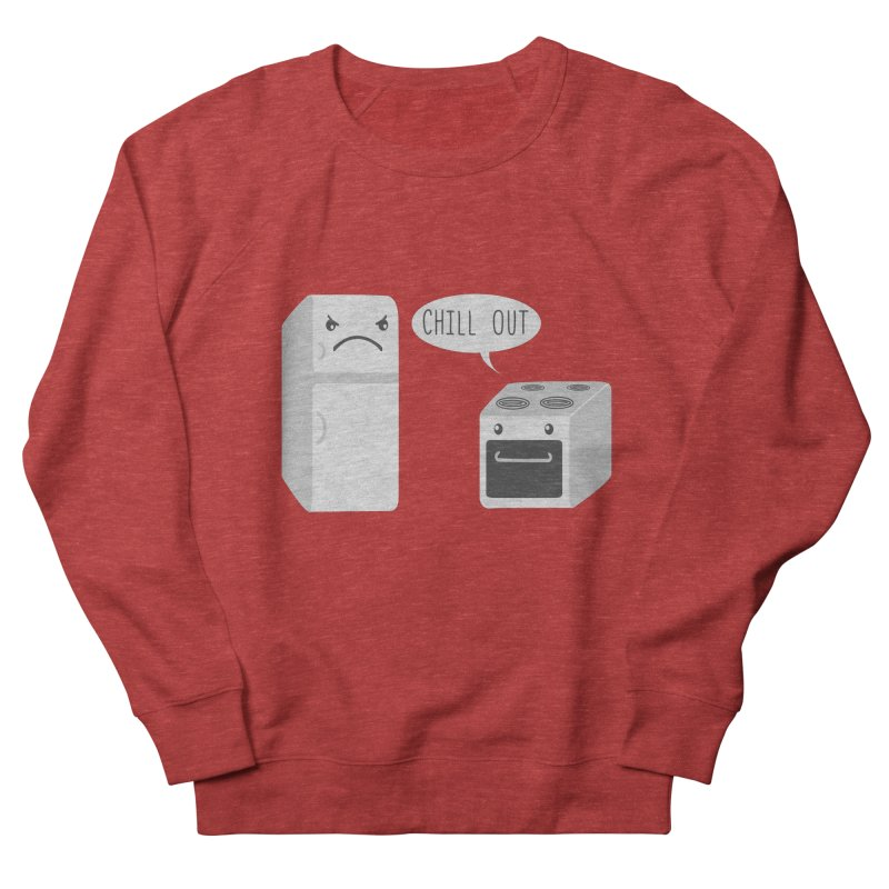 Chill Out Women's Sweatshirt by katie creates