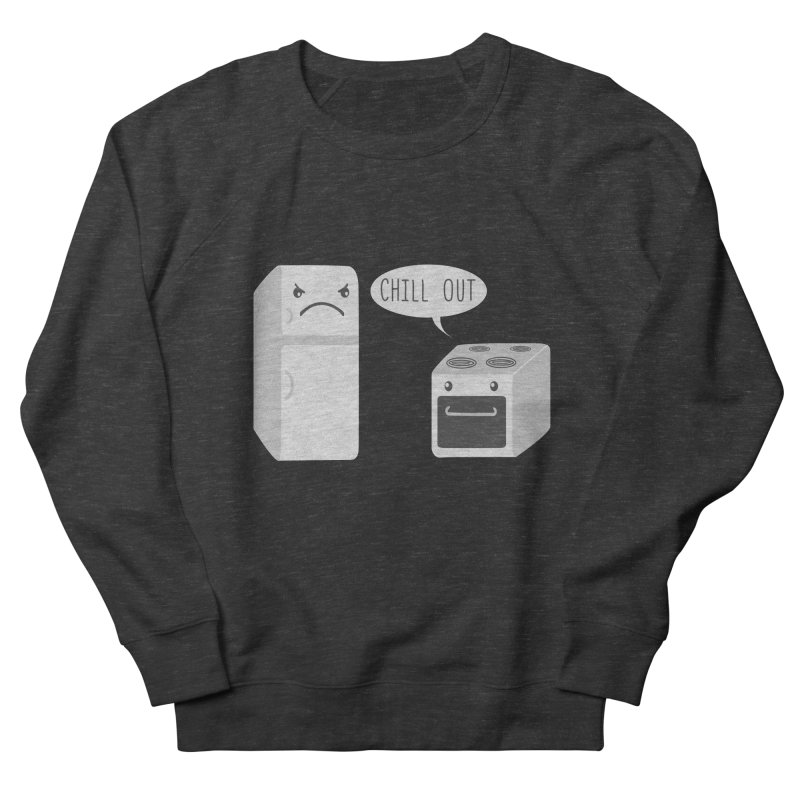Chill Out Men's Sweatshirt by katie creates