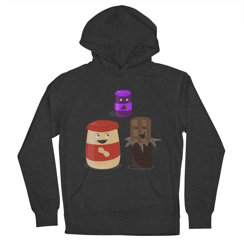 New Best Friend Men's Pullover Hoody by katie creates