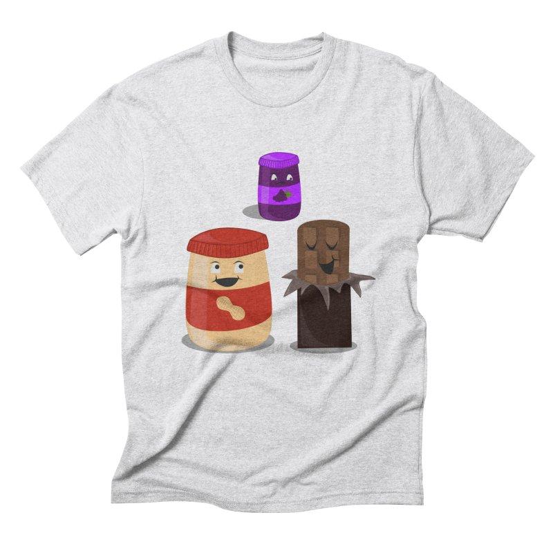 New Best Friend Men's Triblend T-Shirt by katie creates