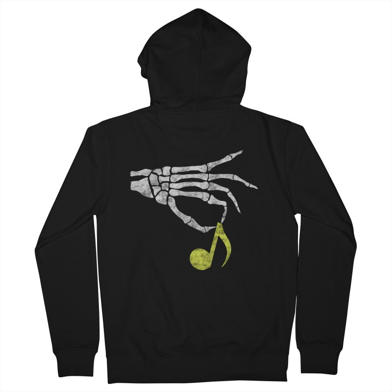 Drop The Beat Women's Zip-Up Hoody by katie creates