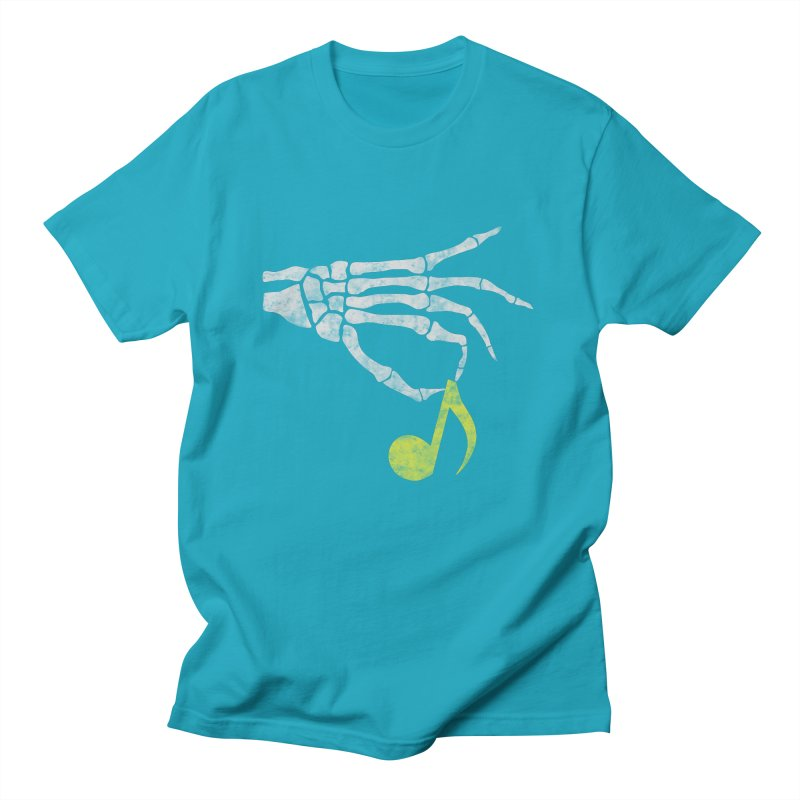 Drop The Beat Men's T-shirt by katie creates