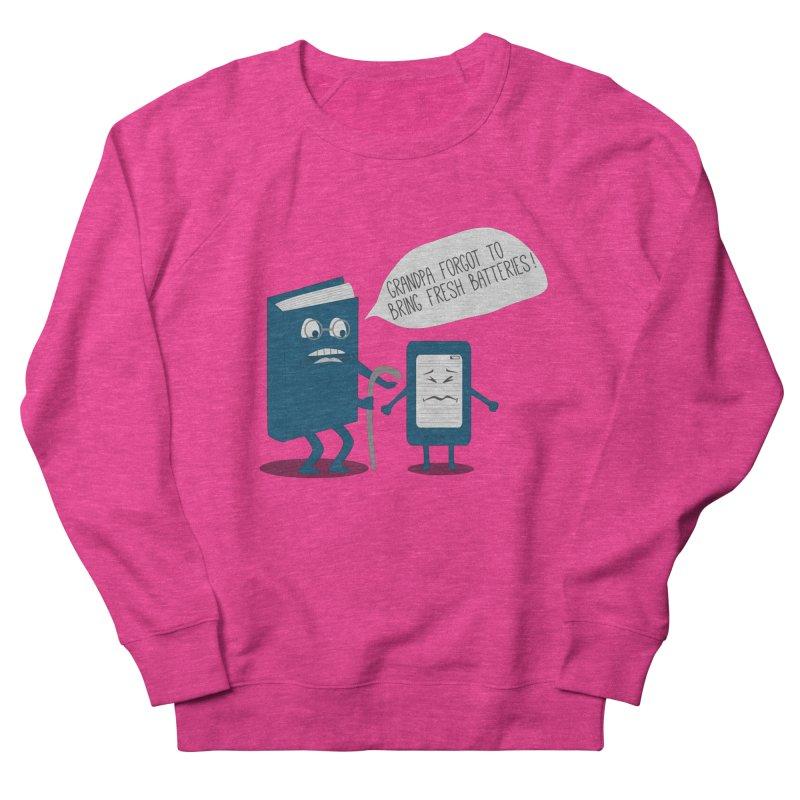 Fresh Batteries Men's Sweatshirt by katie creates