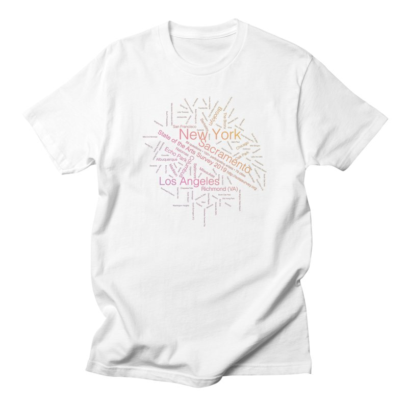SotA 2019 Shirt (white) Men's T-Shirt by State of the Arts Survey Shop