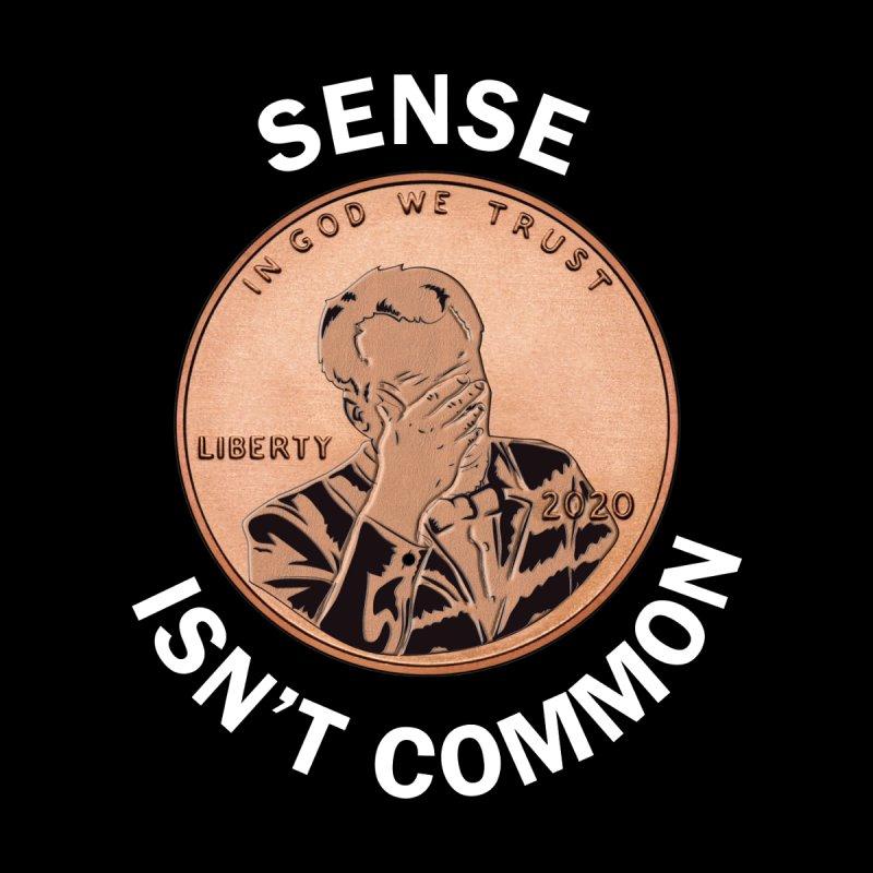 Sense Isn't Common Men's T-Shirt by South Addison Picture Company Artist Shop
