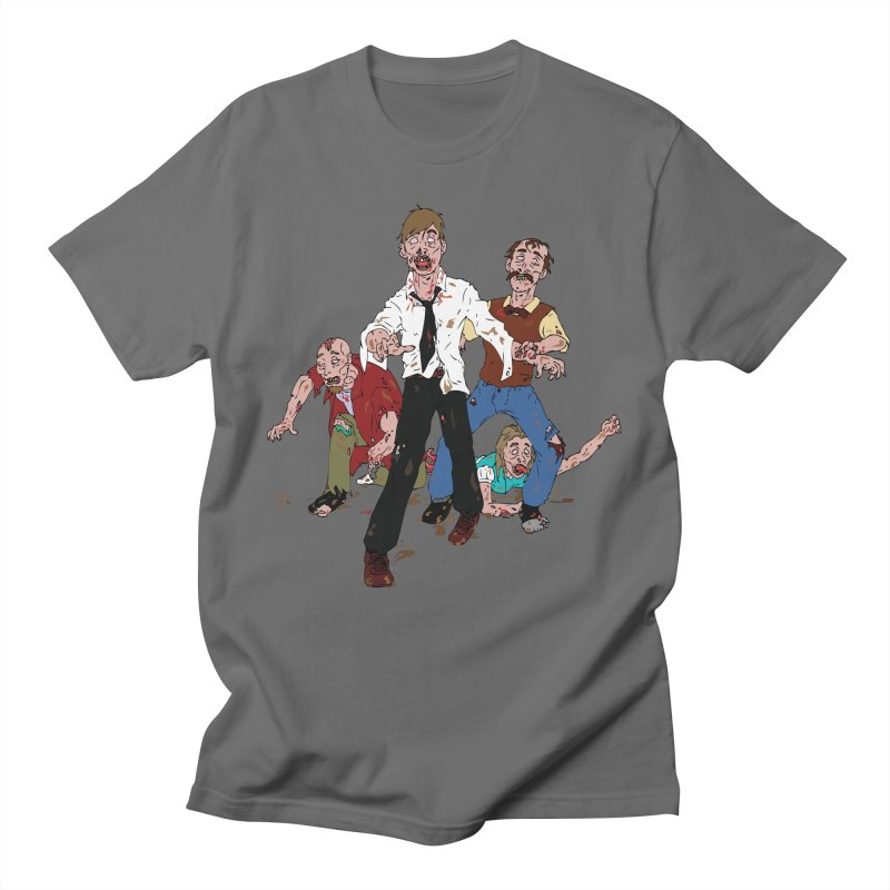 zombies2019 Men's T-Shirt by South Addison Picture Company Artist Shop