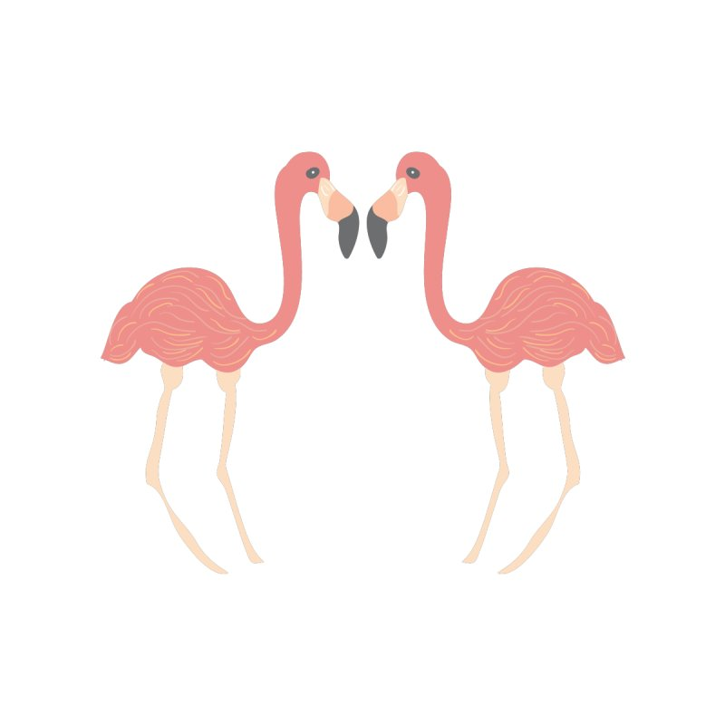 Flamingos by Southerly Design Artist Shop