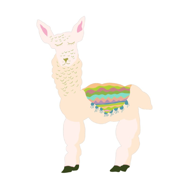 Llama Party! by Southerly Design Artist Shop