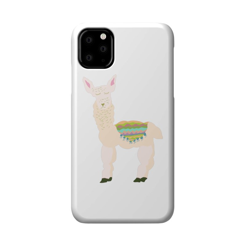 Llama Party! Accessories Phone Case by Southerly Design Artist Shop