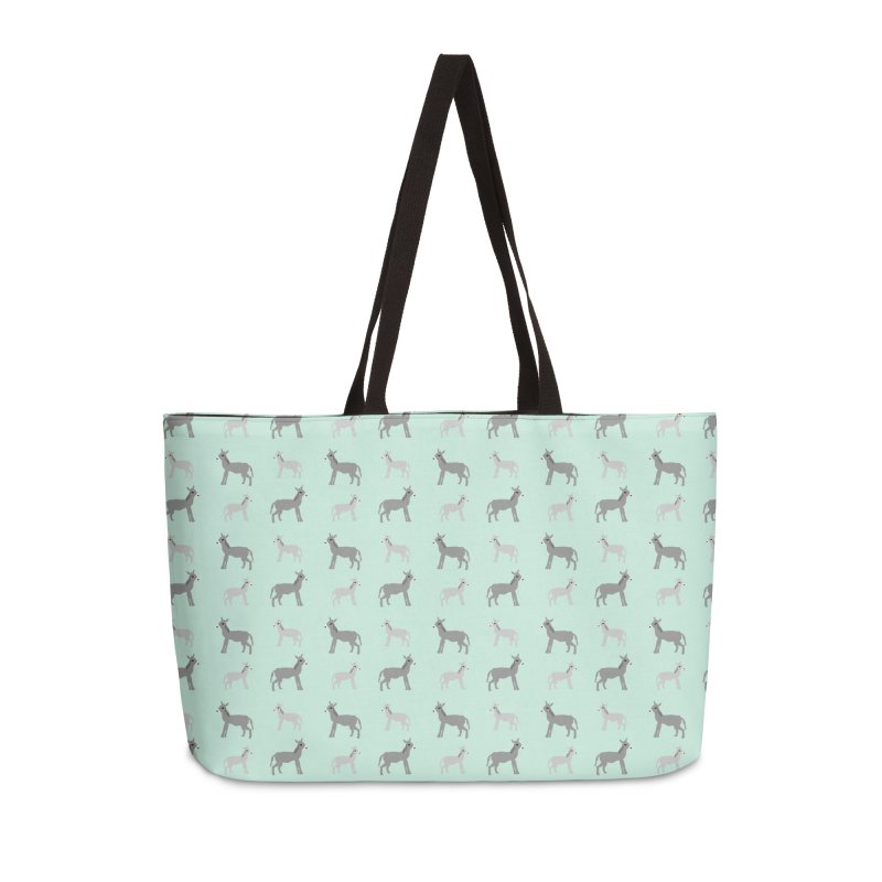 Donkeys Accessories Weekender Bag Bag by Southerly Design Artist Shop