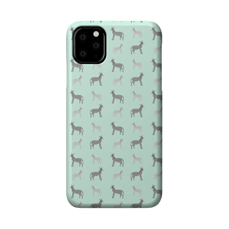 Donkeys Accessories Phone Case by Southerly Design Artist Shop
