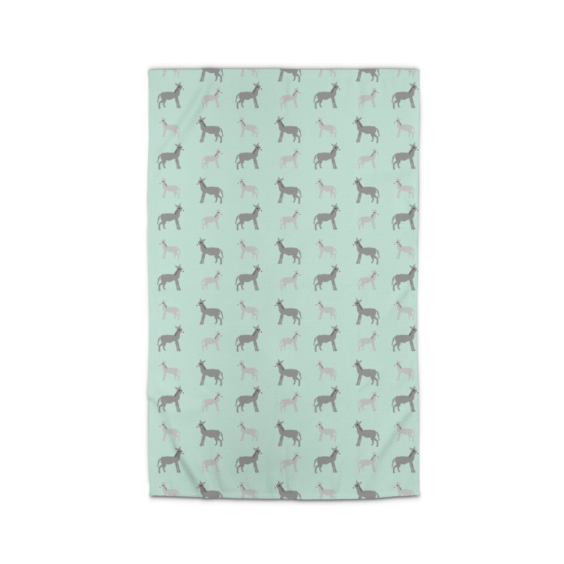 Donkeys Home Rug by Southerly Design Artist Shop