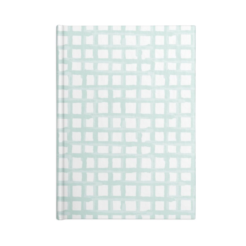 Watercolor Stripes Accessories Blank Journal Notebook by Southerly Design Artist Shop
