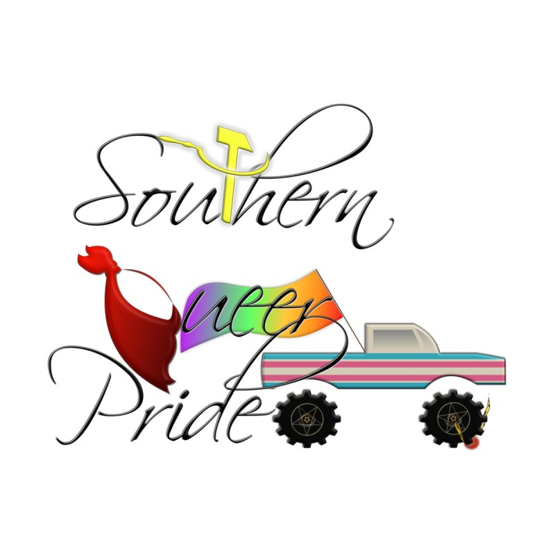 Southern Queer Pride Accessories Face Mask by southernqueerpride's Artist Shop