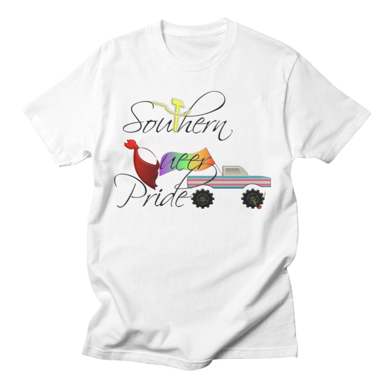Southern Queer Pride Men's T-Shirt by southernqueerpride's Artist Shop