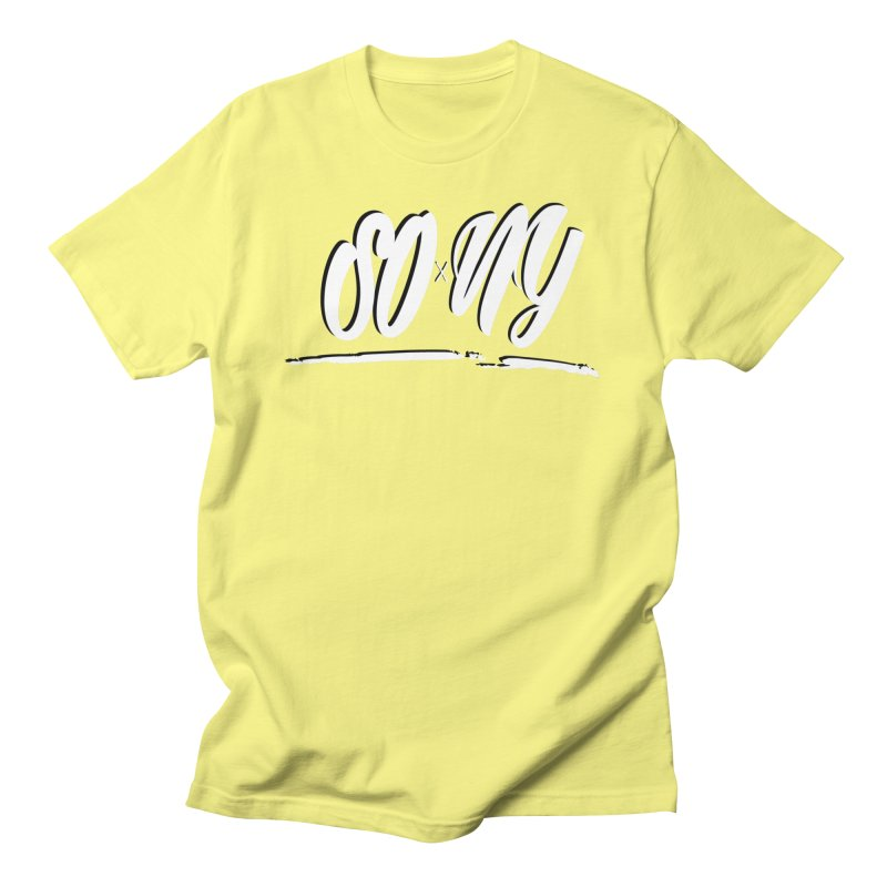 Official S.O.xN.Y. Men's T-Shirt by SOxNY OFFICIAL SHOP