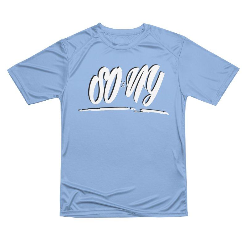 Official S.O.xN.Y. Tee Men's T-Shirt by SOxNY OFFICIAL SHOP