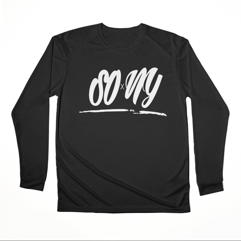 Official S.O.xN.Y. Men's Longsleeve T-Shirt by SOxNY OFFICIAL SHOP