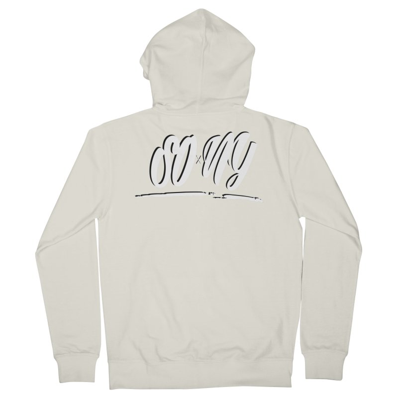 Official S.O.xN.Y. Men's Zip-Up Hoody by SOxNY OFFICIAL SHOP