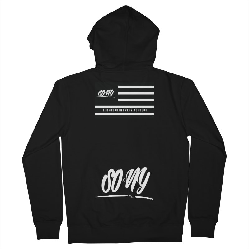 Official S.O.xN.Y. VIP Collection Men's Zip-Up Hoody by SOxNY OFFICIAL SHOP
