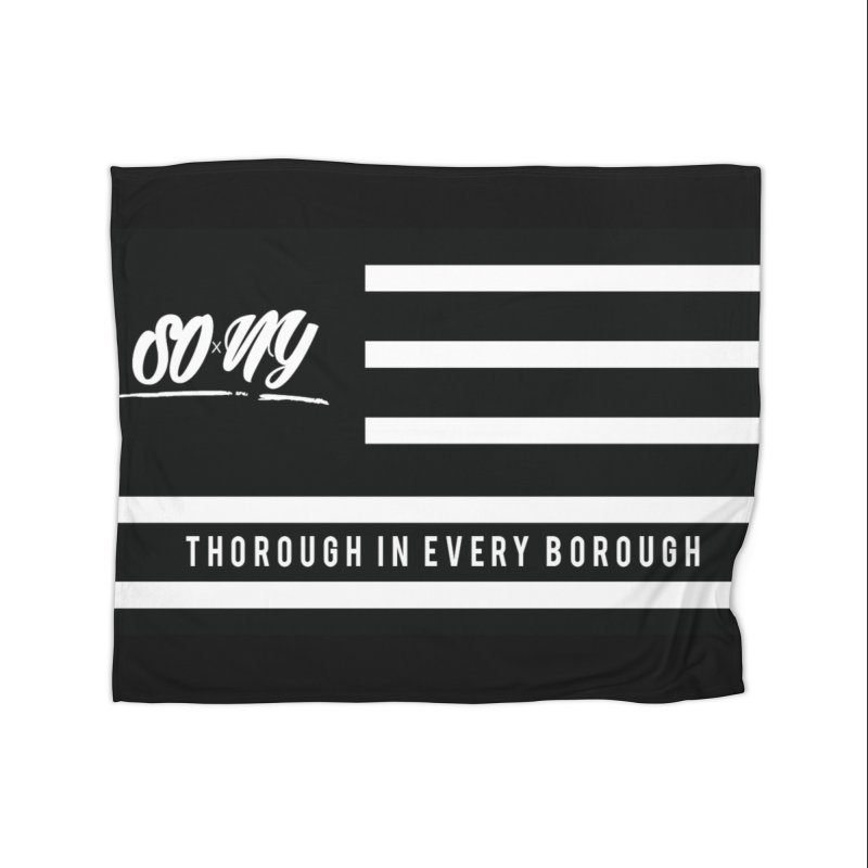 VINTAGE 2020 S.O.xN.Y. FLAG ITEMS | LIMITED Home Blanket by SOxNY OFFICIAL SHOP